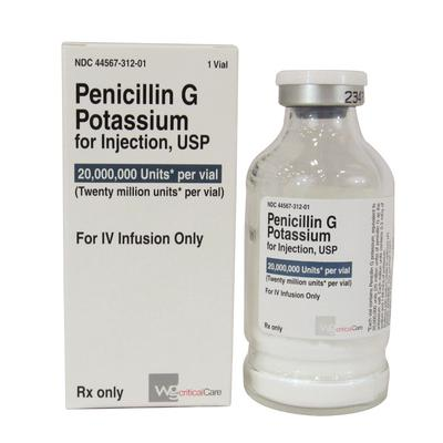 Penicillin G Potassium Injection