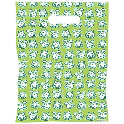 Scatter Print Supply Bags
