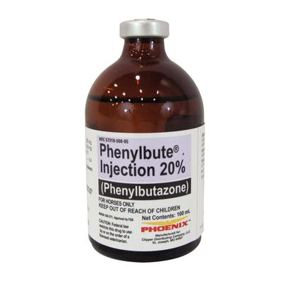 Phenylbutazone 20% Injection (Phoenix)