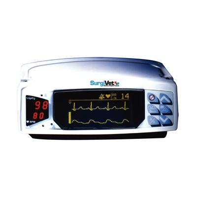 MONITOR PUL OX+ECG+TEMP