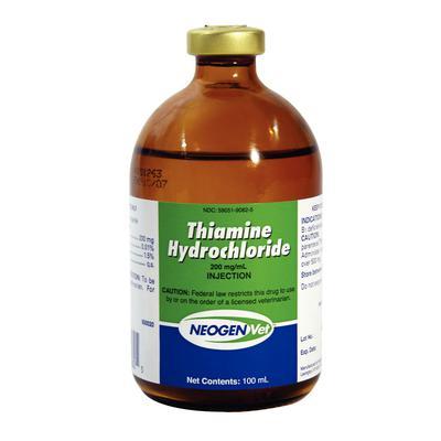 Thiamine HCl