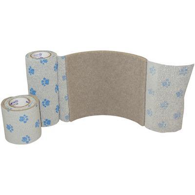 PetFlex® AFD Silver I Antimicrobial Absorbent Foam Dressing