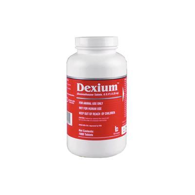Dexamethasone (Dexium) Tablets