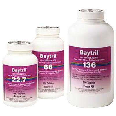 Baytril® Taste Tablets