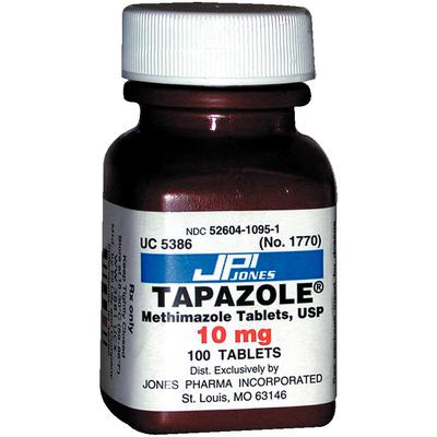 Tapazole Tablets