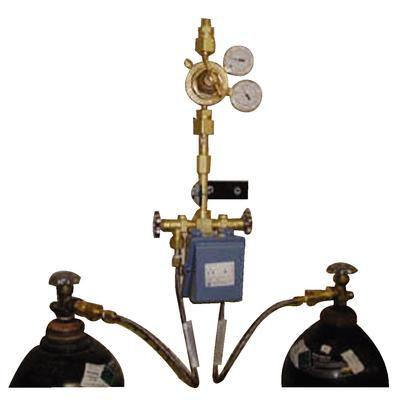 Single Step Oxygen Regulator