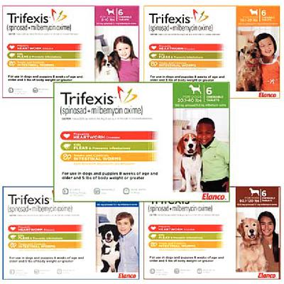 Trifexis® Chewable Tablets