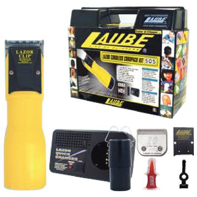 Laube® 505 Super Cordless Clipper Kit