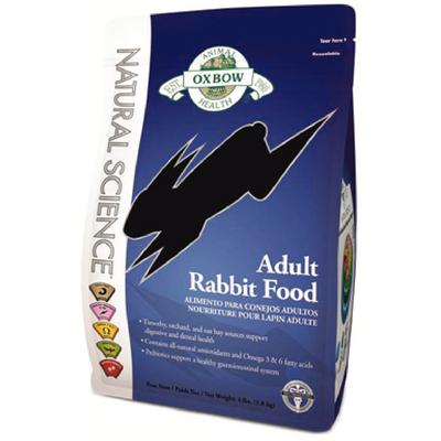 Natural Science Adult Rabbit Food