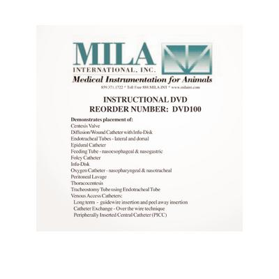 MILA Instructional DVD