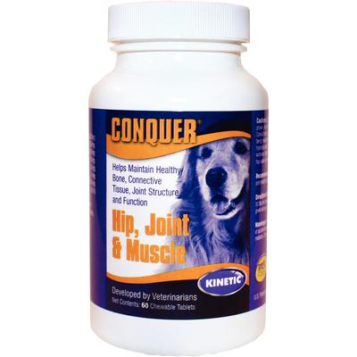 Conquer® Hip Joint and Muscle Chew Tablets