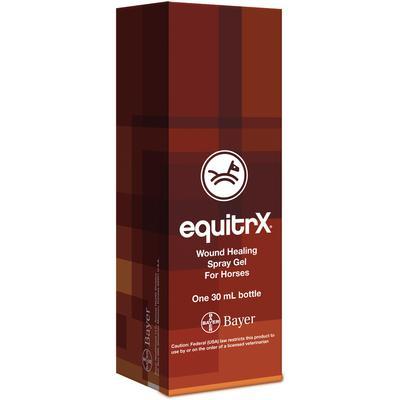 equitrX® Wound Healing Spray
