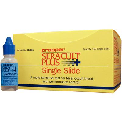SERACULT PLUS SINGLE SLIDE 100 CT