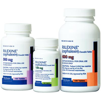 Rilexine® Chewable Tablets