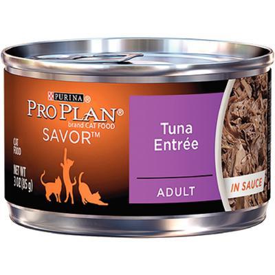 Pro Plan® SAVOR® Adult Tuna Entrée in Sauce