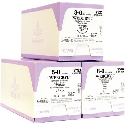 WebCryl™ Sutures