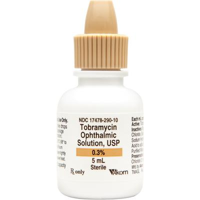 Tobramycin Ophthalmic Solution 0.3%