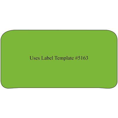 Blank Laser Labels
