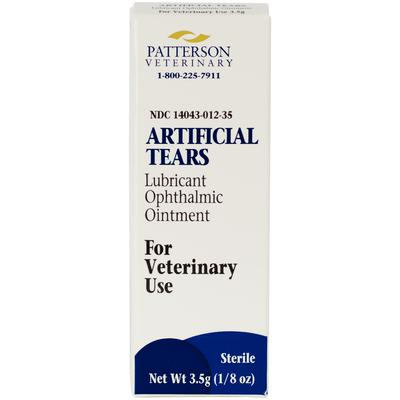 Patterson Veterinary Artificial Tears Ophthalmic Ointment