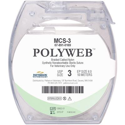 PolyWeb™ Suture Cassettes ** NEW **