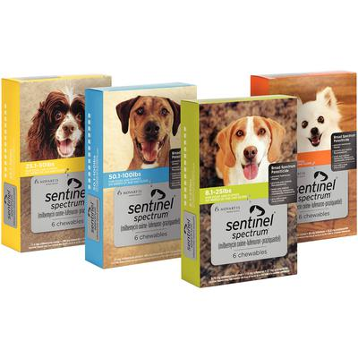 Sentinel® Spectrum Chews