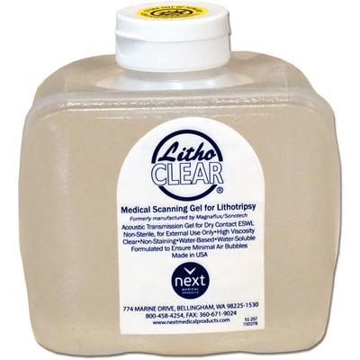 Lithoclear® Ultrasound Gel