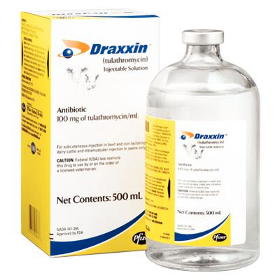 Draxxin® Injectable Solution