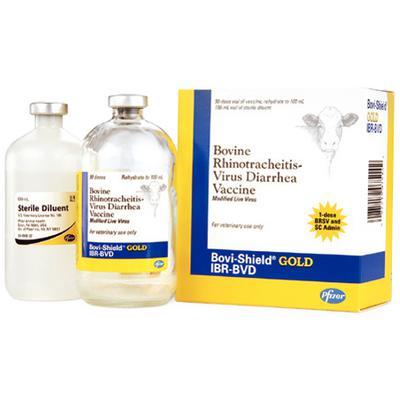 Bovi-Shield Gold® IBR BVD