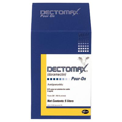 Dectomax® Pour-On Solution