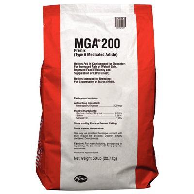 MGA® 200 Premix