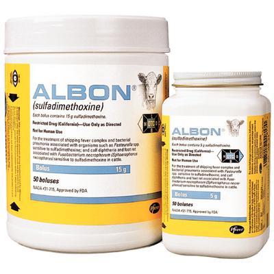 Albon® Boluses