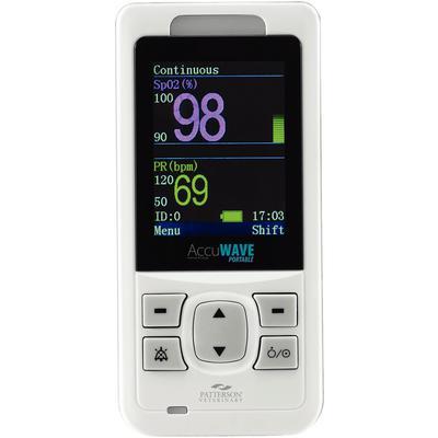 AccuWave Portable Pulse Oximeter