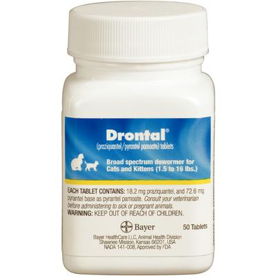 Drontal® Tablets for Cats