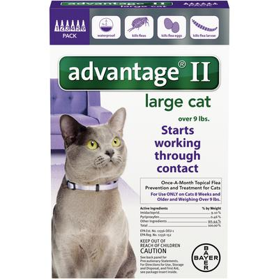 Advantage® II Feline