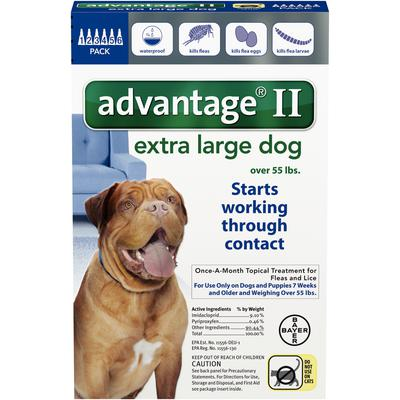 Advantage® II Canine
