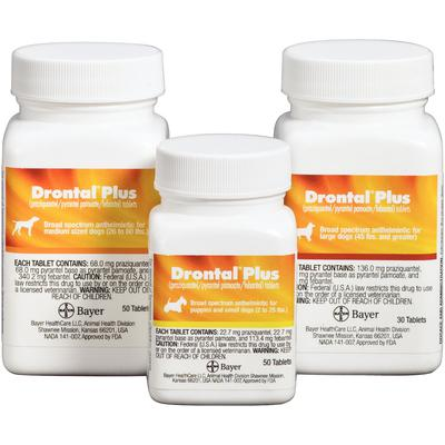 Drontal® Plus Tablets