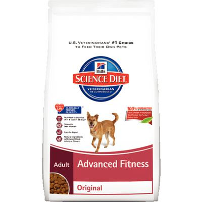 Hill's Canine Advanced Fitness - Dry Formula