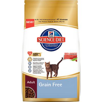 Hill's Feline Grain Free Diet