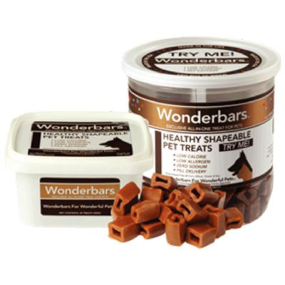 Wonderbars Soft Chew Treats