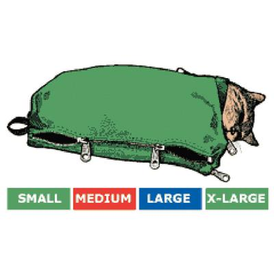 The Cat Sack™ with Full Underside Zipper