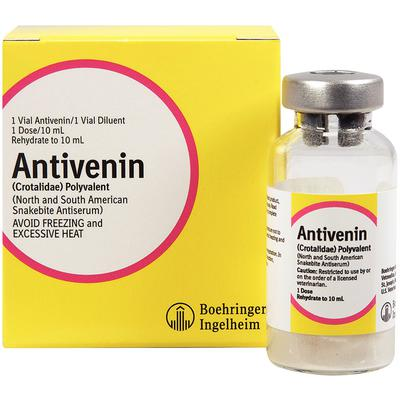 Antivenin