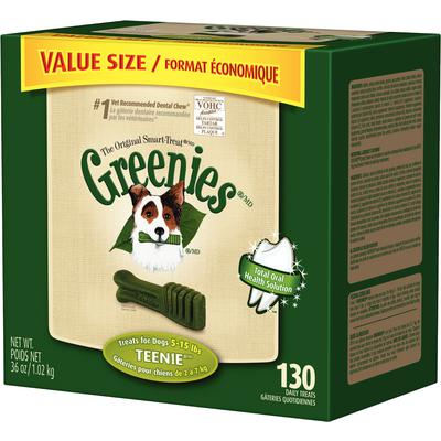 Canine Greenies® Value Size Treat-Pak