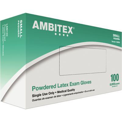 Ambitex® Latex Exam Gloves