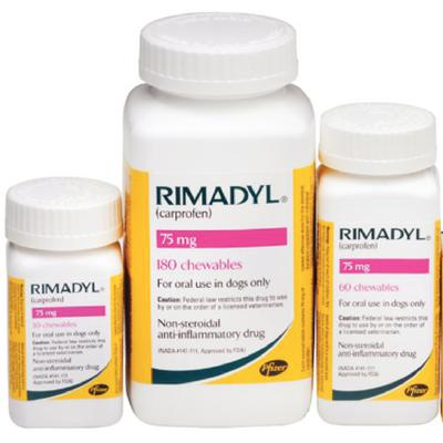 Rimadyl® Chewable Tablets