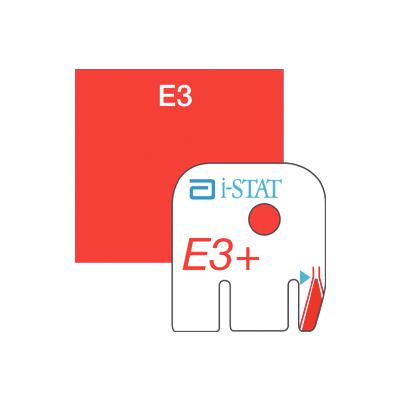 i-STAT E3+ Cartridge