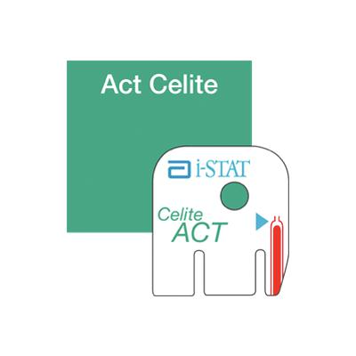 i-STAT ACT Celite Cartridge