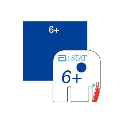 i-STAT 6+ Cartridge