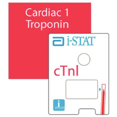 i-STAT Cardiac Troponin 1 Cartridge