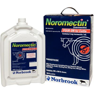 Noromectin® (Ivermectin) Pour-On for Cattle