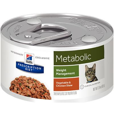 Hill's Feline Metabolic Weight